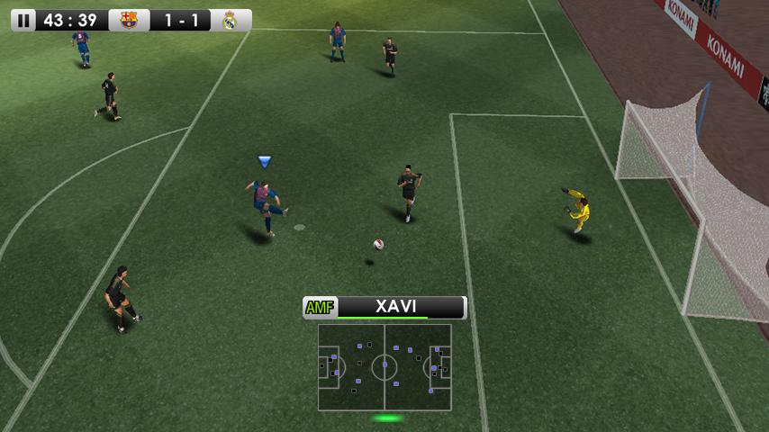 PES 2012 Android Review