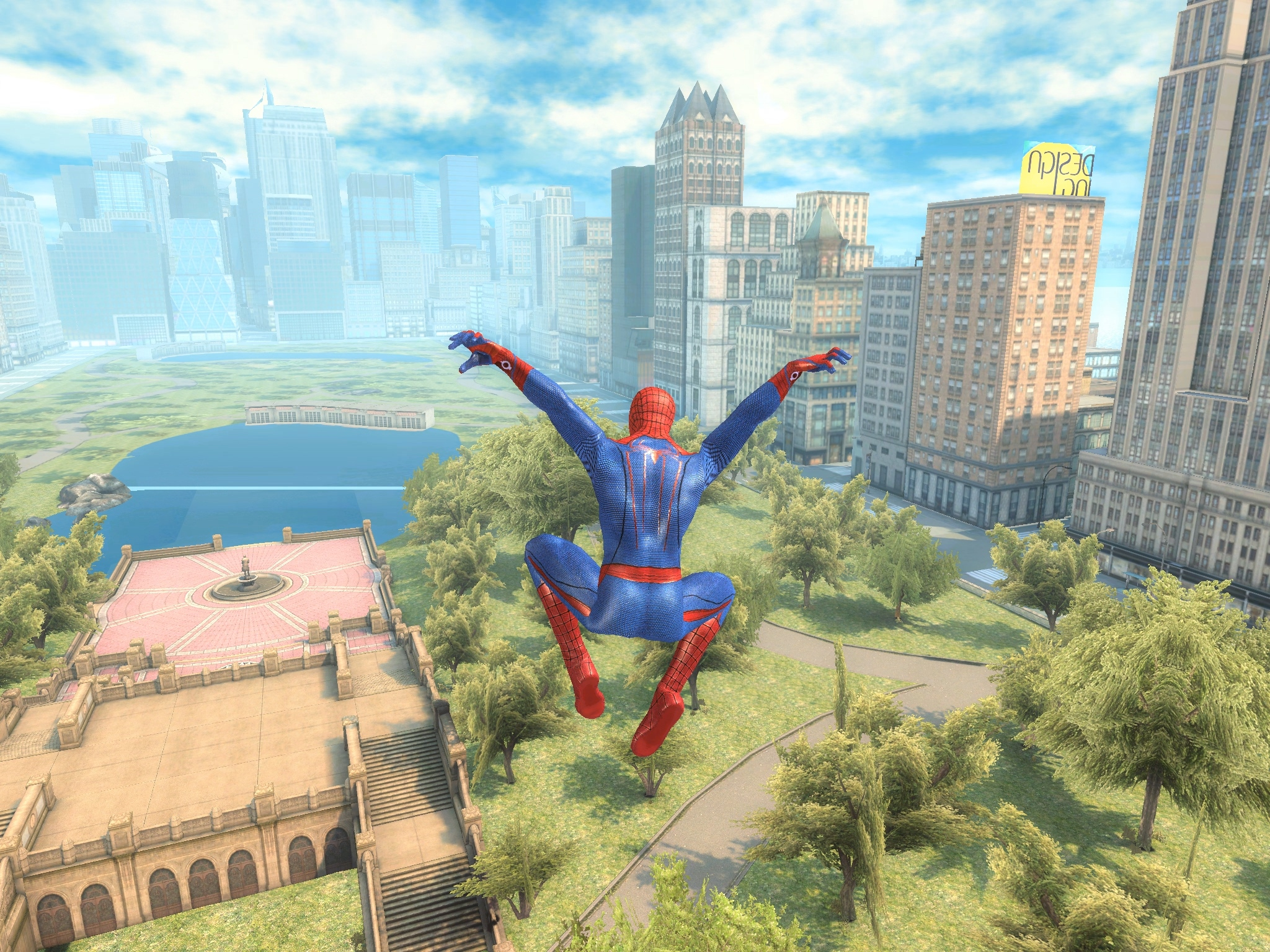E3 Preview: The Amazing Spider-Man iPhone and Android