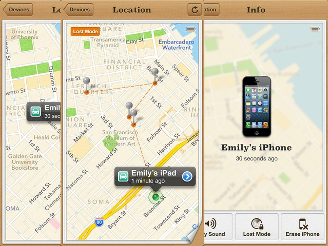 Find My iPhone Adds Driving Directions Map My Driving Directions on map my travel, map addresses directions, map of germany and austria, mapquest directions, map my contacts, map my street address, draw a map for directions, map of hotels in union square san francisco, i need to get directions, custom map directions,