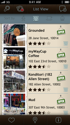 New York Coffee Guide