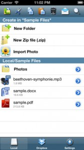 iFile Browser