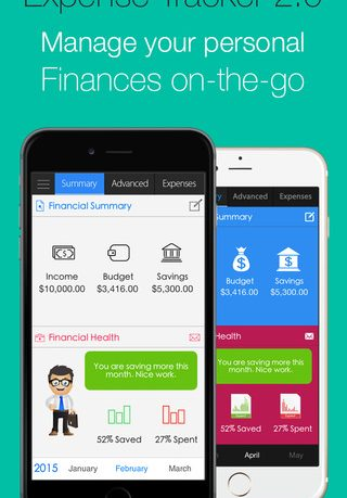 expense tracker 2 0 iphone review