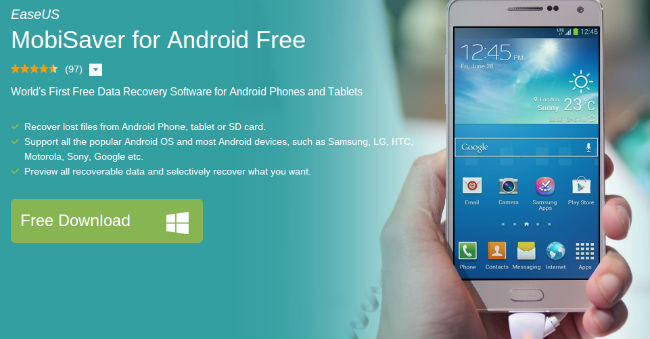 easeus android recovery free