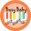 Busy Baby - Tap and Play Music and Videos